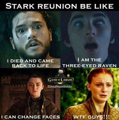 GoT Game of Thrones von Jon Snow Sansa Arya Brandon Stark # . - Game Of Thrones Game Of Thrones Meme, Frases Game Of Thrones, Gsme Of Thrones, Dessin Game Of Thrones, Game Of Thrones Sansa, Game Of Thrones Books, Meme Got, The North Remembers, Game Of Throne Lustig