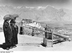 The Gelugpa School of Tibetan Buddhism,  Lhasa, 1938