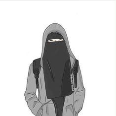 Cute Girl Pic, Cute Girls, Hijab Drawing, Stylish Letters, Islamic Cartoon, Alphabet Wallpaper, Anime Muslim, Hijab Cartoon, Islamic Girl