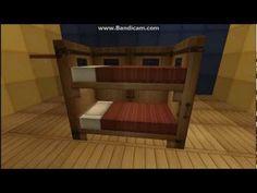 minecraft möbel - YouTube
