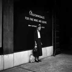 1954, New York, NY © Vivian Maier/Maloof Collection