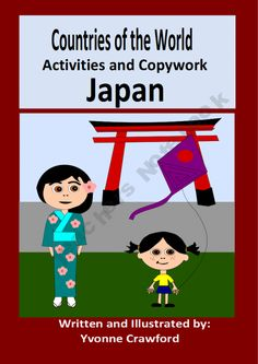 This booklet focuses on the country of Japan. Your students will learn facts about Japan while practicing their manuscript and cursive handwriting and engaging in fun activities.