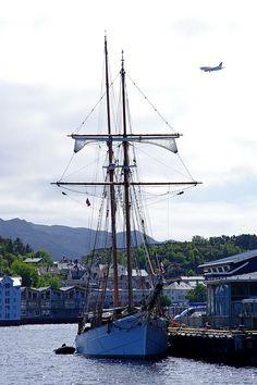 Kristiansund, West Coast, Sailing Ships, Coastal, Boat, Architecture, City, Places, Nature