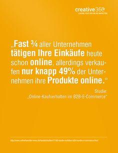 #OnlineCommerce #ECommerce #B2B #Kaufverhalten