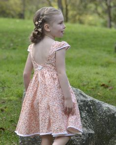 Tadah tea party dress by create.nic