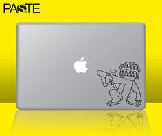 adesivo macbook scimmia | ebay Macbook, Mac Stickers, Nerd, Ebay, Handmade Gifts, Kid Craft Gifts, Handcrafted Gifts, Hand Made Gifts, Nerd Humor