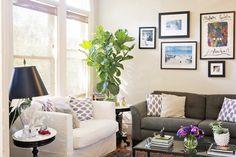 Meg glamour Clássico Apartamento House Tour | Apartment Therapy
