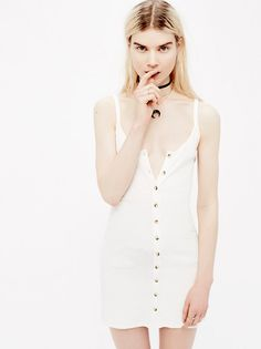 Talulah Mini Dress at Free People Clothing Boutique
