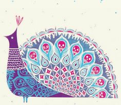 Sanna Annukka bird print