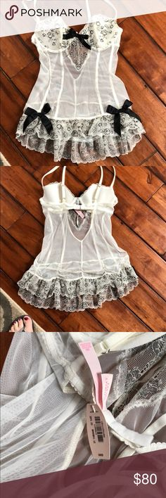 Victoria's Secret bridal lingerie New with tags. Never worn. Victoria's Secret Intimates & Sleepwear Bras