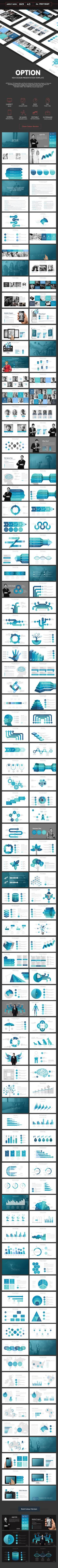 Option Presentation - Business PowerPoint Templates