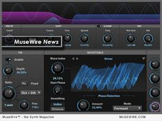 UVI releases UVI Workstation 3 and Falcon with FM Oscillator and Scalable Interface Technology Magazines, Music Industry, Electronic Music