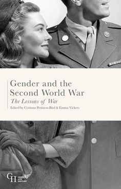Gender and the Second World War book cover ©Palgrave Macmillan