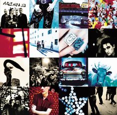 U2 > Discography > Albums > Achtung Baby