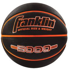 Take your game to the indoor courts with the Franklin Sports 5000 Laminated Basketball. This indoor basketball is constructed to ensure a great grip, exceptional feel, excellent durability and a consistent bounce. Kobe Basketball, Basketball Equipment, Basketball Plays, Indoor Basketball, Basketball Quotes, Basketball Shirts, College Games, Indoor Play, Things That Bounce