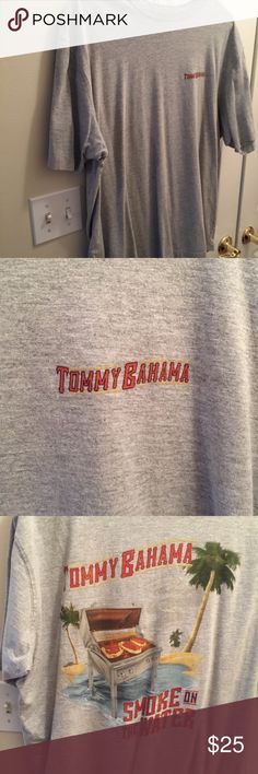 Tommy Bahama men's T-shirt XL Tommy Bahama men's T-shirt XL Tommy Bahama Shirts
