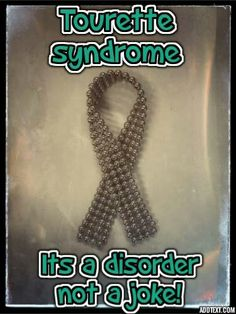 Tourettes disorder