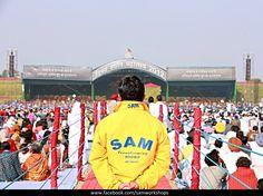 SAM hosted 3.4 Million People at DSM