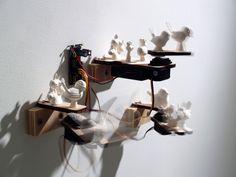 David Gallagher Contemporary ceramic installations