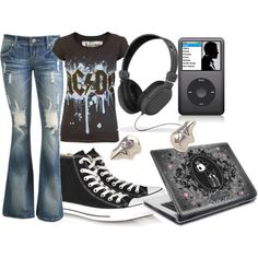 """My Style"" by littlemisstoxin on Polyvore"