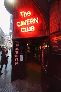 Cavern Club - Liverpool, England (UK) #beatles #nightlife #travel I've played here.