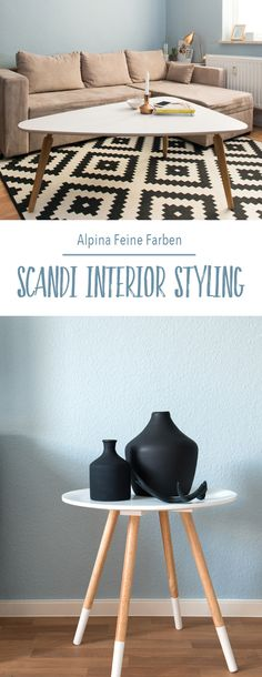 Scandi Interior Styling Mit Alpina (Teil 2