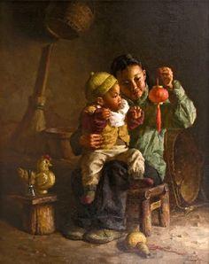 Baby Sitter Jie-Wei Zhou (1962, Chinese)