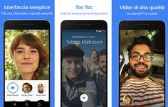 L'app per le video chiamate di Google, #GoogleDuo,lanciata lo scorso 16 agosto, nel giro di pochi giorni ha raggiunto 5 milioni di download.