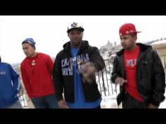 You know what it is.... B DOUBLE E - Red and Blue KU (Official Music Video)