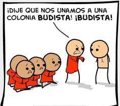 Budista malentendido