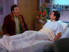 Seinfeld - I can feel his blood taking things from mine