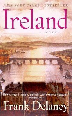 Ireland by Frank Delaney.