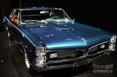 Pontiac Gto 2 Canvas Print / Canvas Art by Wingsdomain Art and Photography - Auto 2019 Rat Rods, 67 Pontiac Gto, Chevrolet Corvette, Chevy, 1967 Gto, Mustang Cars, American Muscle Cars, American Auto, Car Car