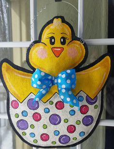 Check out this item in my Etsy shop https://www.etsy.com/listing/224181929/easter-door-hanger-easter-decorations