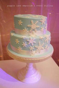 winter wonderland Birthday Party Ideas | Photo 2 of 12 | Catch My Party