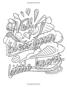 50 free printable swear coloring pages at swearstressawaycom