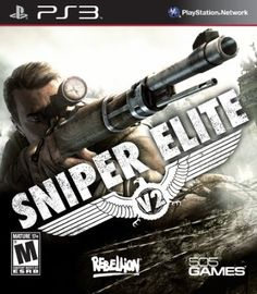 Sniper Elite is the second part of the Sniper Elite series, one of the most interesting shooters set in World War II.In the game, we play as an American sniper. The game takes place in 1945 Berl. Sniper Elite V2, The Sniper, Xbox 360, Mega Man, Nintendo 3ds, Sword Art Online, Manga Girl, Girls Anime, Couples Anime