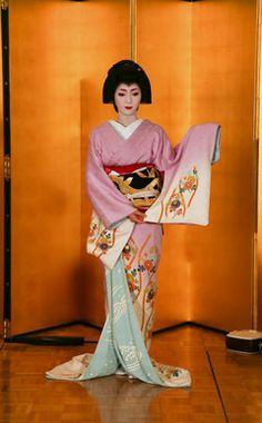 Kimono - 化鉚界
