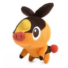 Pokemon Best Wishes Tepig 3 inch Plush Figure