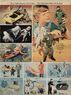G.I. Joe JC Penney 1970