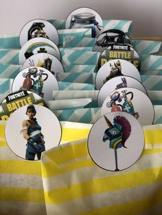 Una festa di compleanno a tema Fortnite - The Partytude Diaries Party Ideas, Blog, Party, Blogging, Ideas Party