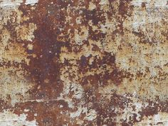 Seamless Rust Metal + (Maps)   texturise
