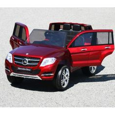 Licensed Mercedes Benz GLK AMG Kids Ride on Power Wheels Battery Toy Car -Dull Black - This amazing looking electric kids ride on Jeep is a fully licensed Mercedes GLK AMG Ride-on Jeep with parental remote controls, making it fun for you and your child.Li