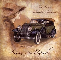 King of the Road - Ruane Manning