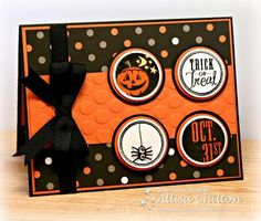 close to my heart halloween cards | Close To My Heart Bulletin Boards (Logged in as: 168782902)