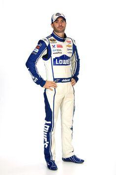 Jimmie Johnson - NASCAR Media Day Portraits
