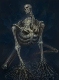 Skull, The Crow, Demon, Gif & Art Herege Dreadful – Gruppe – Google+