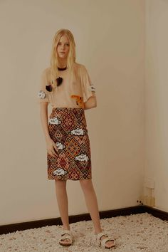 Au Jour Le Jour Pre-Fall 2016 Fashion Show