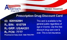 """Diabetic discounts, America`s Drug Card prescription assistance program! Save on your prescriptions, brand name or generic meds, from website, find """"Drug pricing & Pharmacy Look up"""" to see discounted cost within your zip code!   www.AmericasRxSaver.com  Diabetic supplies available website www.CapDiabeticProgram.com/1222"""