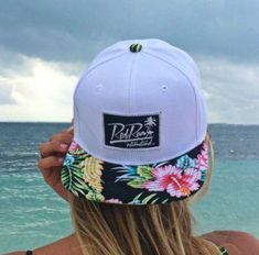 """The weather is already starting to warm up down here in the sunshine state! These """"South Beach"""" snapbacks by Red Rum are a must have for Spring Break. Visit www.redrumintl.com for these incredible hats!"""